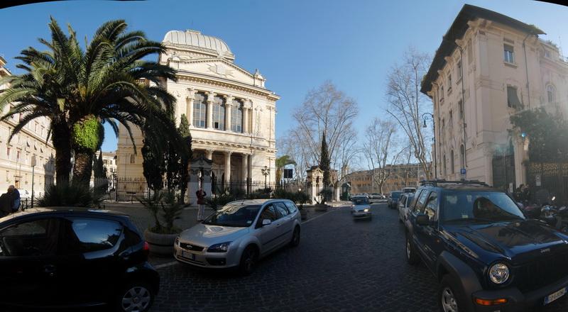 Рим. Синагога. Rome. 207