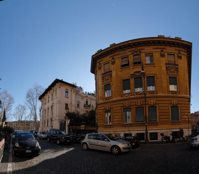 Рим. Rome. 222