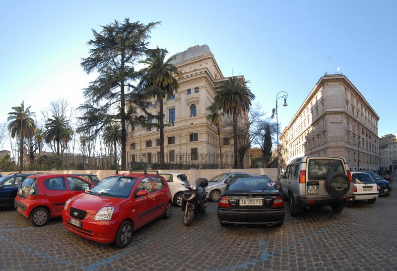 Рим. Rome. 225