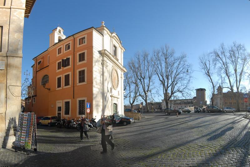 Рим. Rome. 226