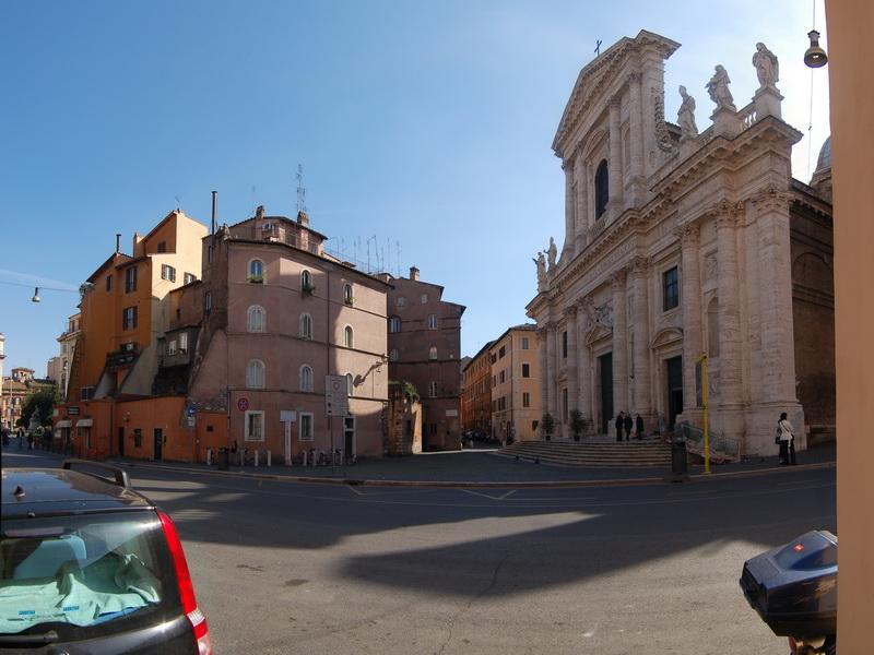 Рим. Rome. 228