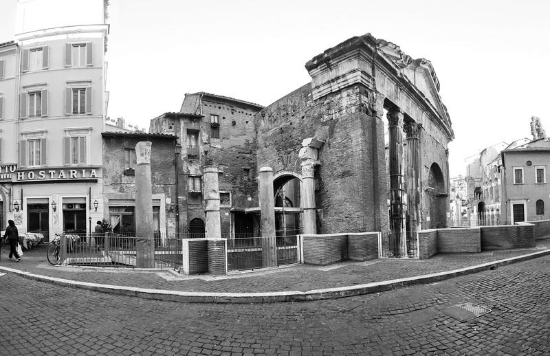 Рим. Rome. 244
