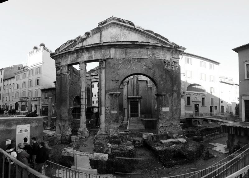 Рим. Rome. 245