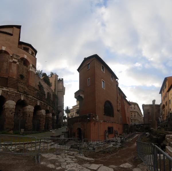 Рим. Rome. 246