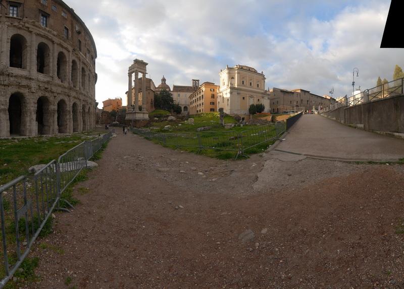 Рим. Rome. 247