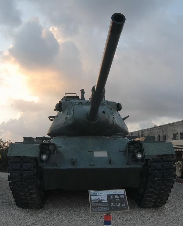033 Patton M-47