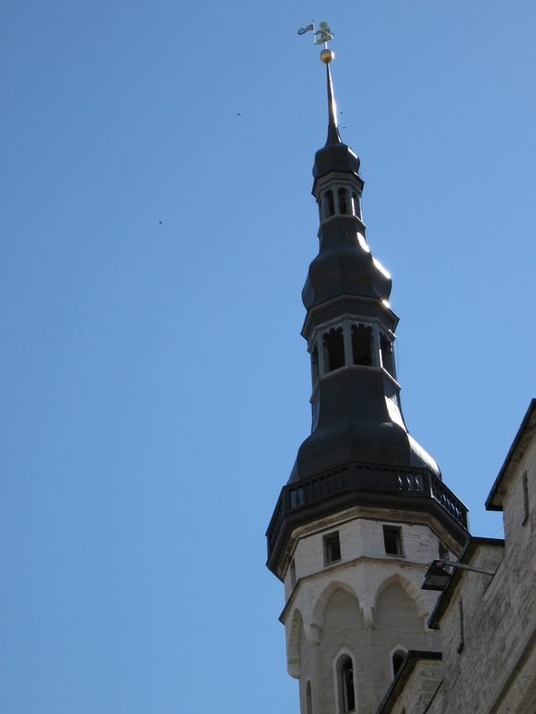 Таллинн. Башня Ратуши