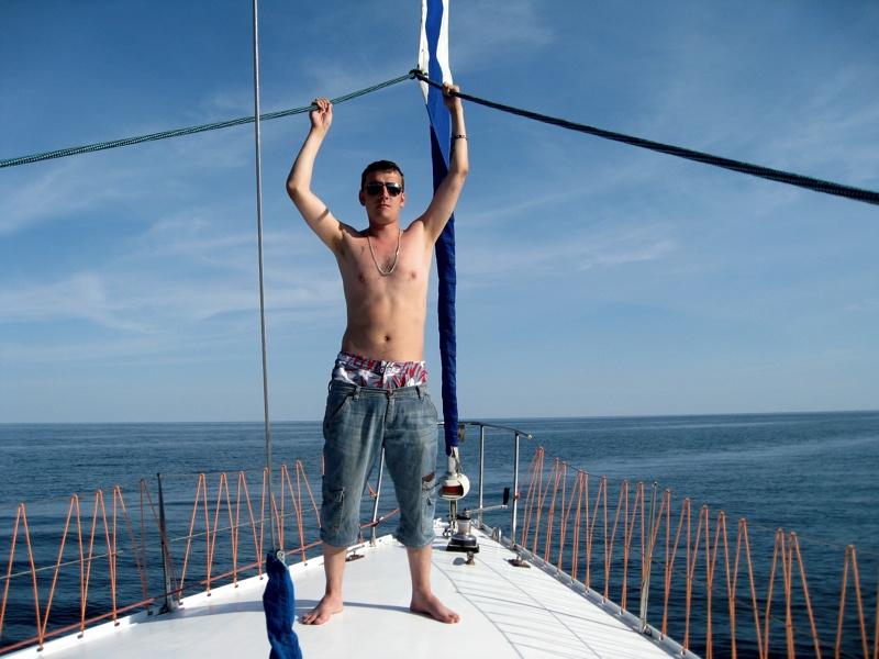 Ялта катание на яхте 2