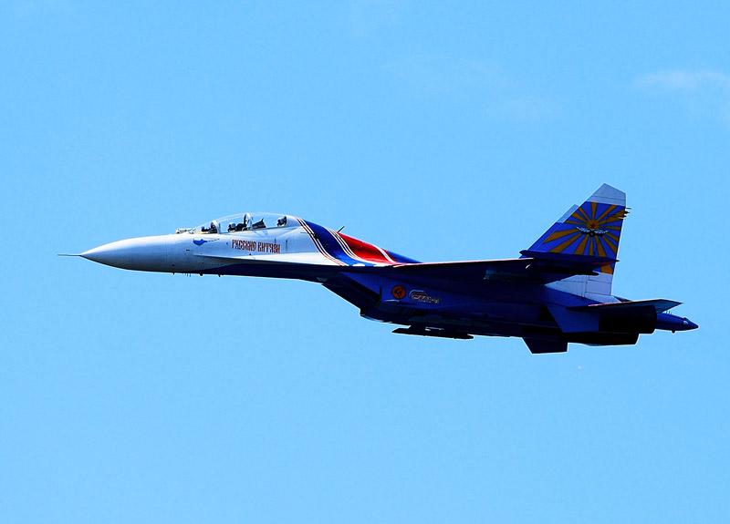 Русские витязи. МВМС-2013. Авиашоу 103.