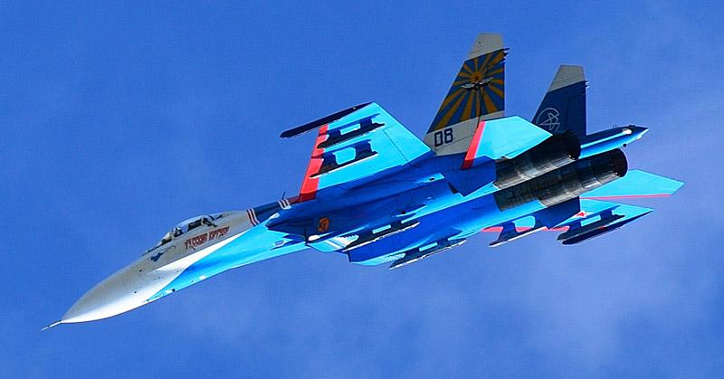 Русские витязи. МВМС-2013. Авиашоу 105.