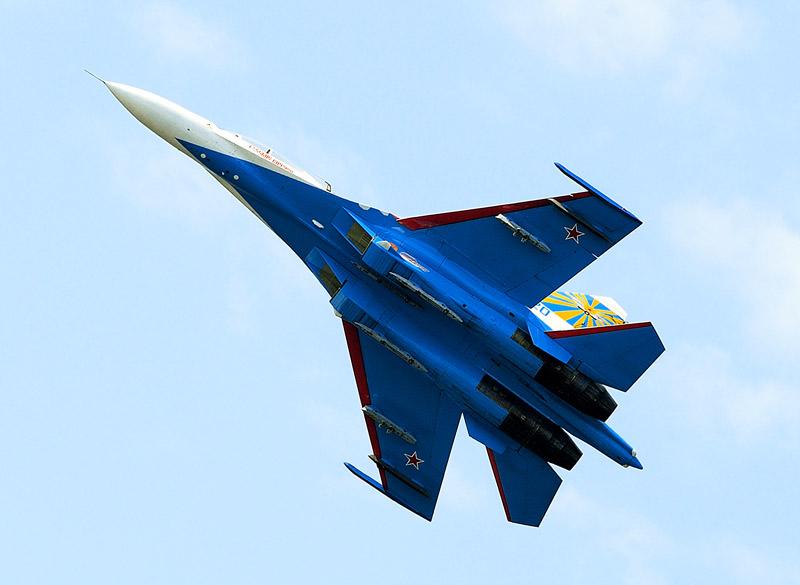 Русские витязи. МВМС-2013. Авиашоу 109.