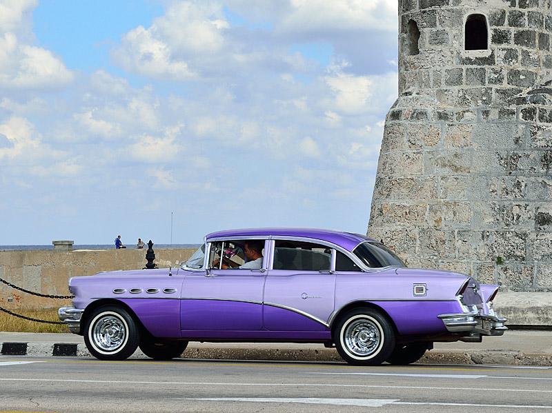 Куба. Ретро автомобили. Cuba. Retro Cars. 4