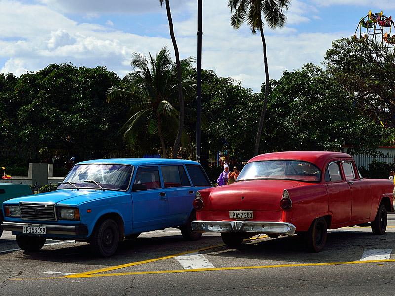 Куба. Ретро автомобили. Cuba. Retro Cars. 155
