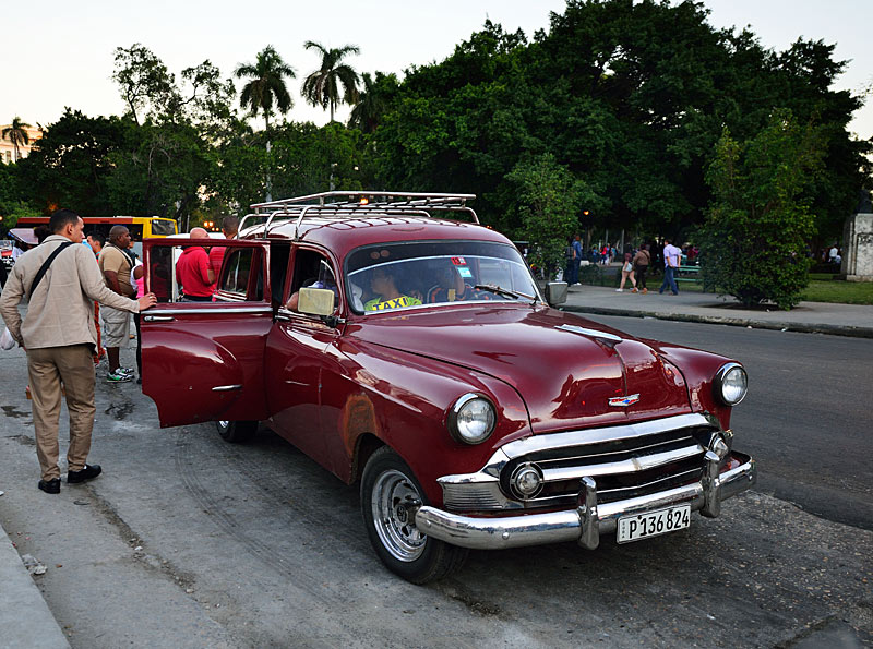 Куба. Ретро автомобили. Cuba. Retro Cars. 160