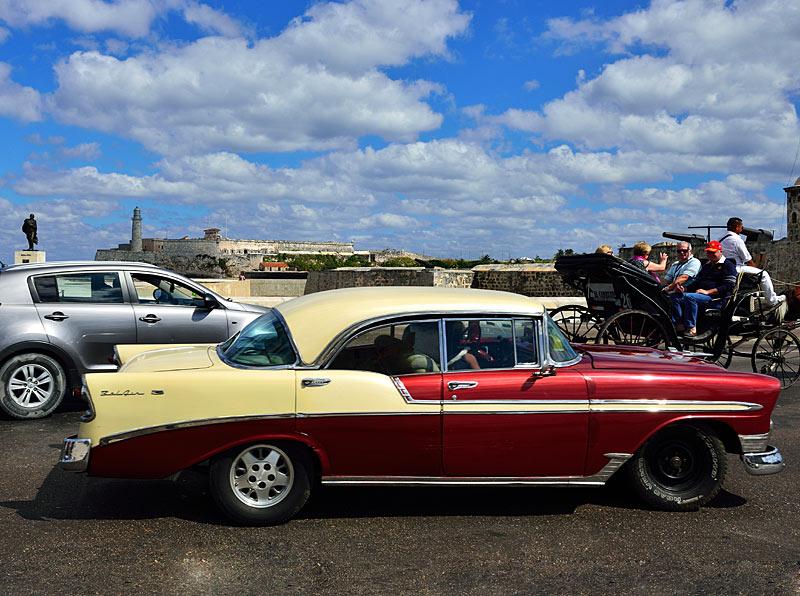 Куба. Ретро автомобили. Cuba. Retro Cars. 68