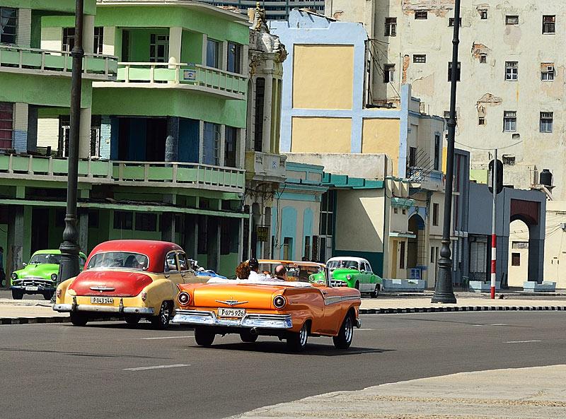 Куба. Ретро автомобили. Cuba. Retro Cars. 173