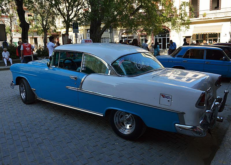 Куба. Ретро автомобили. Cuba. Retro Cars. 165
