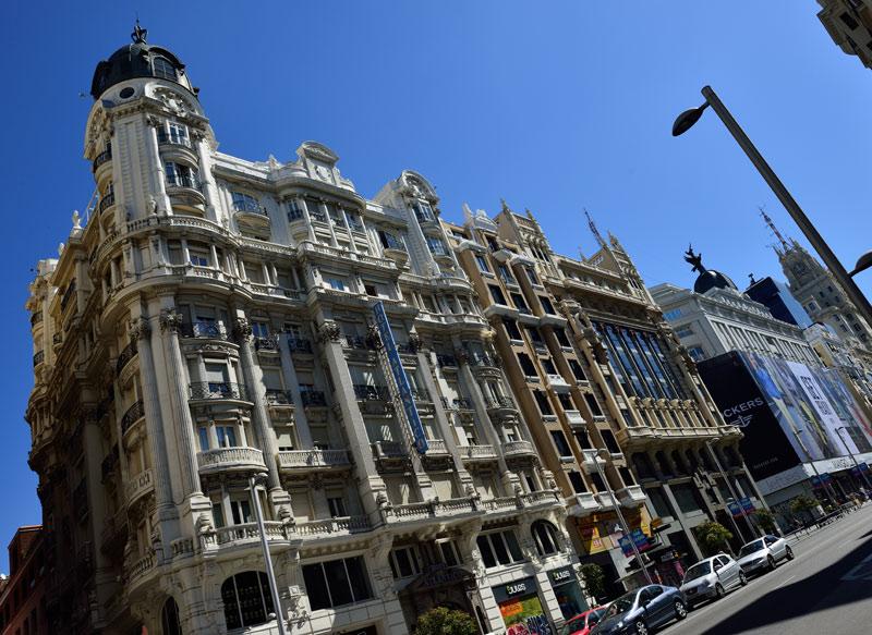 Мадрид. 1 мая 2014. Madrid. 2