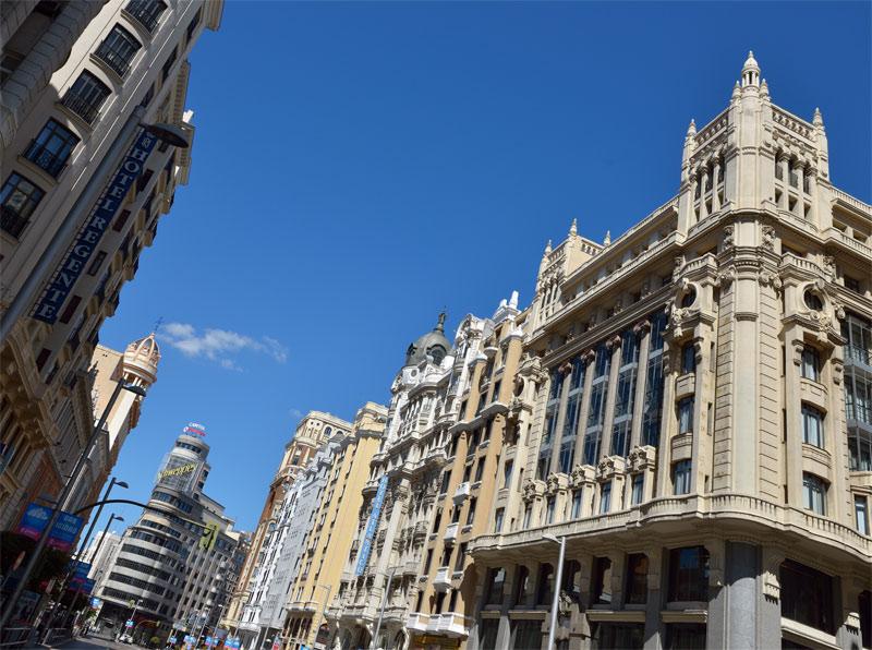 Мадрид. 1 мая 2014. Madrid. 6