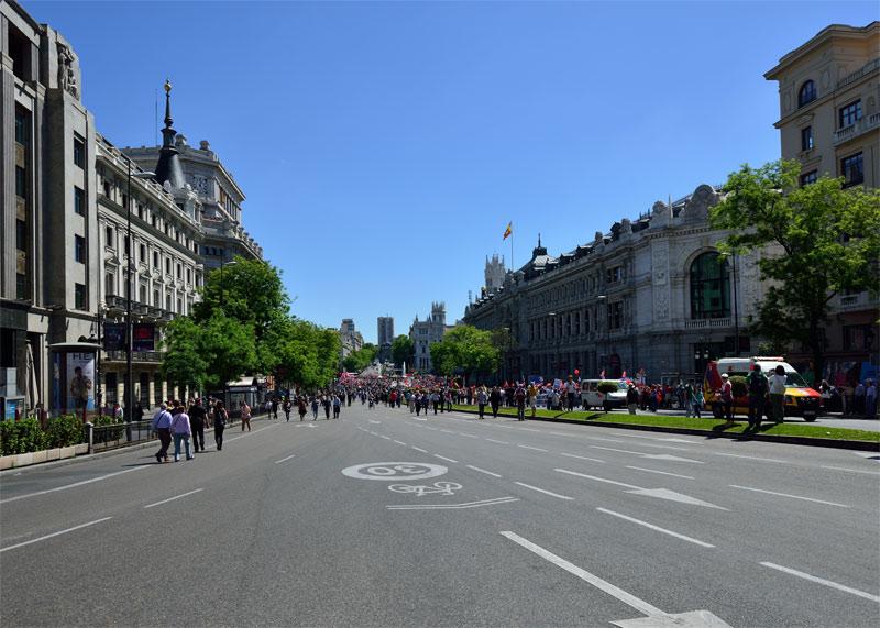 Мадрид. 1 мая 2014. Madrid. 10