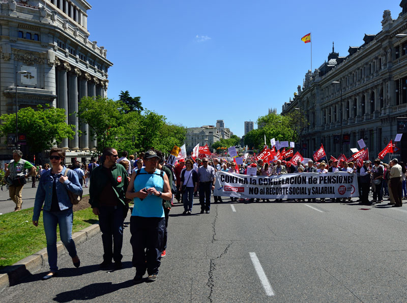 Мадрид. 1 мая 2014. Madrid. 12