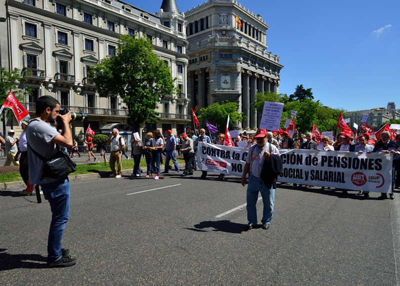 Мадрид. 1 мая 2014. Madrid. 13