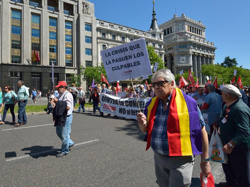 Мадрид. 1 мая 2014. Madrid. 16