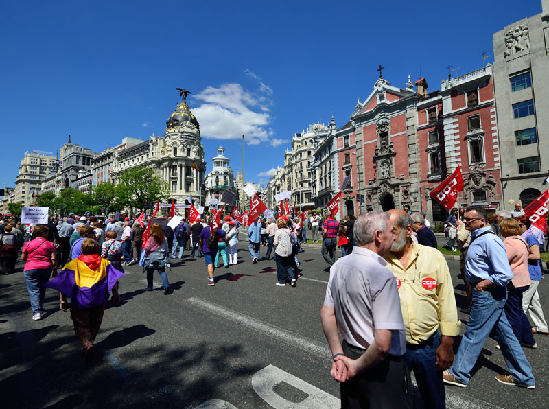Мадрид. 1 мая 2014. Madrid. 20