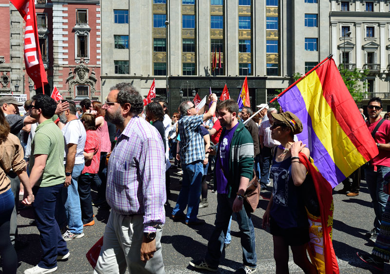 Мадрид. 1 мая 2014. Madrid. 25