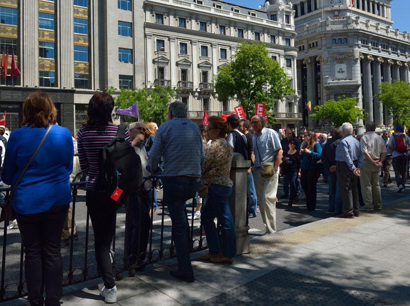 Мадрид. 1 мая 2014. Madrid. 29