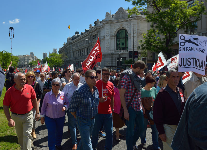 Мадрид. 1 мая 2014. Madrid. 33