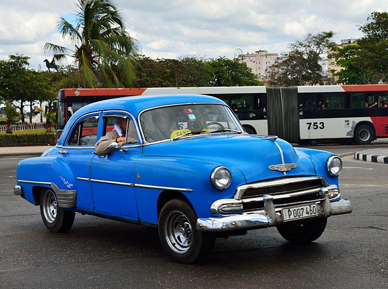 Куба. Ретро автомобили. Cuba. Retro Cars. 113