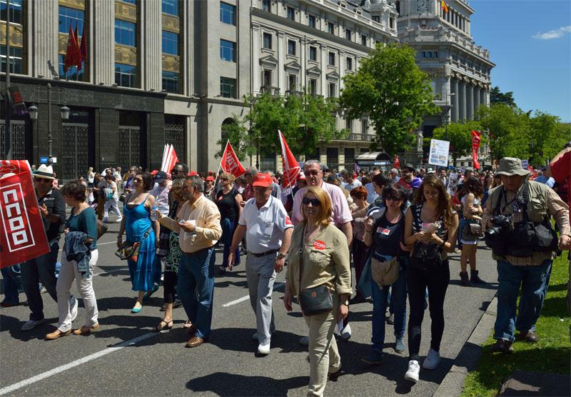 Мадрид. 1 мая 2014. Madrid. 39