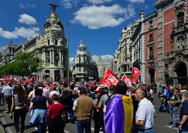 Мадрид. 1 мая 2014. Madrid. 40
