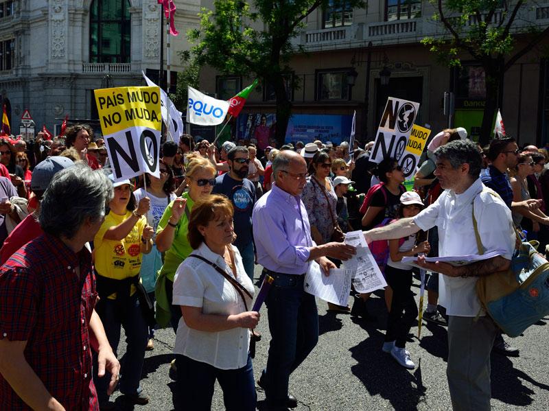 Мадрид. 1 мая 2014. Madrid. 42