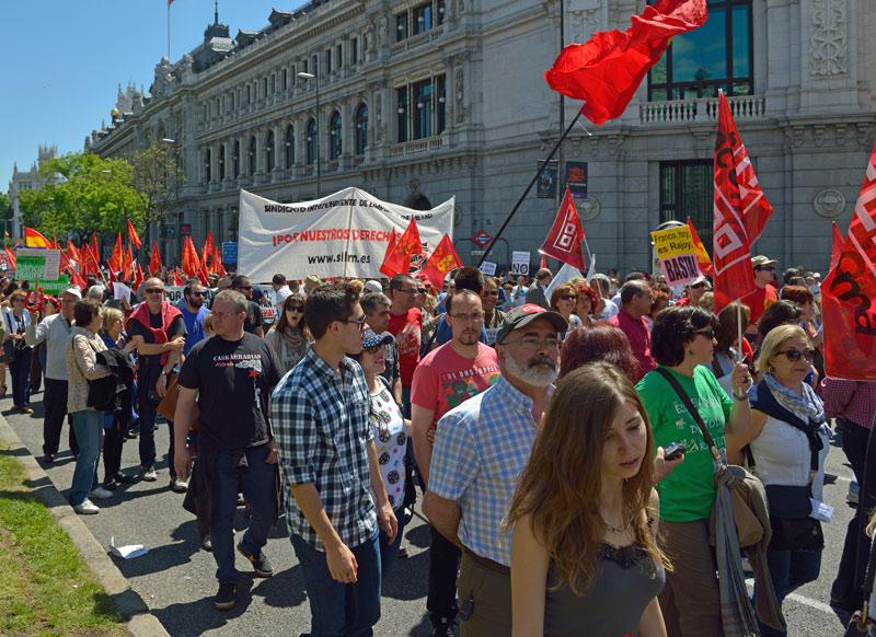 Мадрид. 1 мая 2014. Madrid. 49