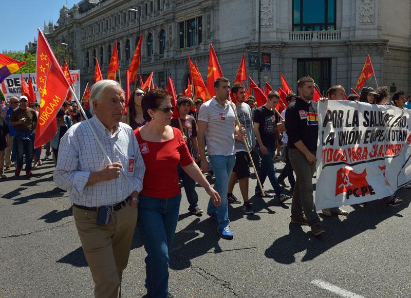 Мадрид. 1 мая 2014. Madrid. 56