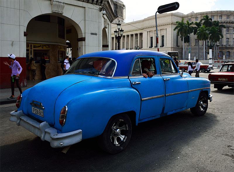 Куба. Ретро автомобили. Cuba. Retro Cars. 162