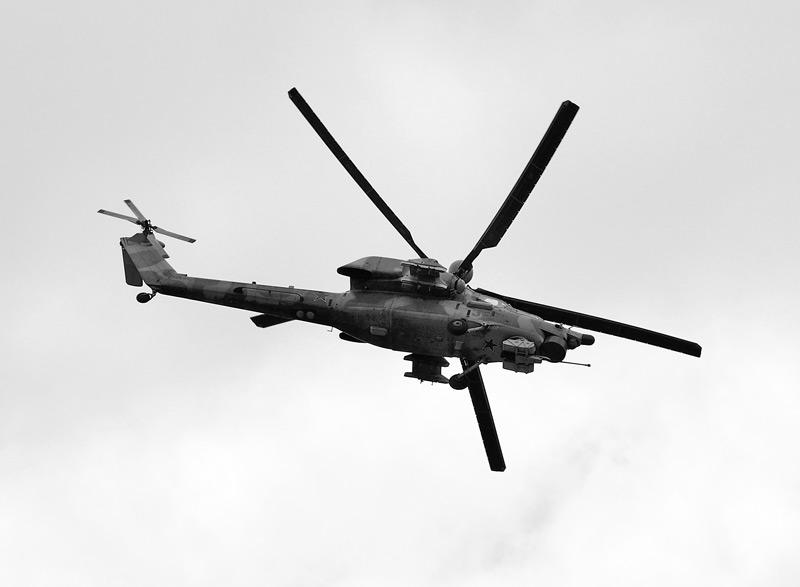 Ми-28Н. МАКС-2013. Авиашоу 94.