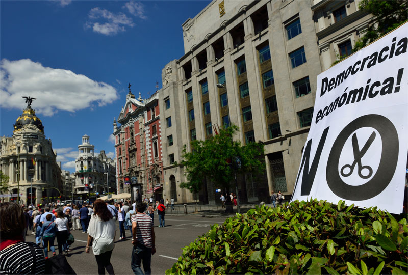 Мадрид. 1 мая 2014. Madrid. 62