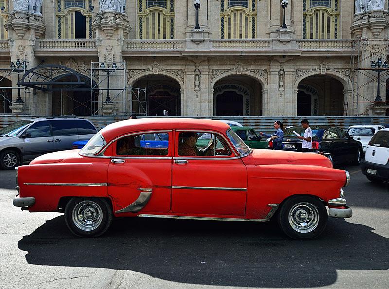 Куба. Ретро автомобили. Cuba. Retro Cars. 142
