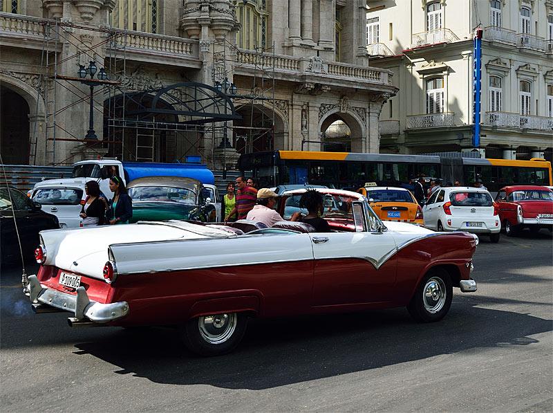 Куба. Ретро автомобили. Cuba. Retro Cars. 166