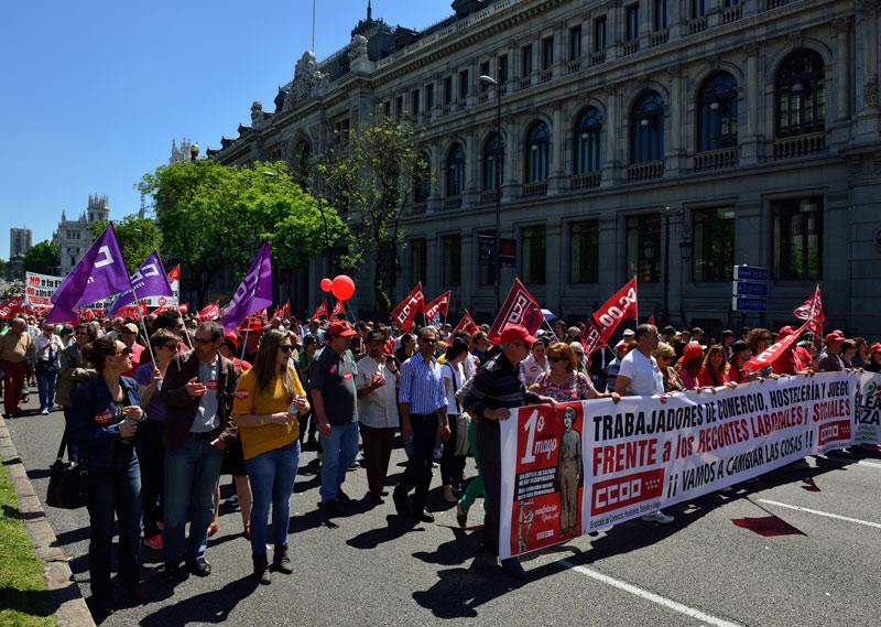 Мадрид. 1 мая 2014. Madrid. 69