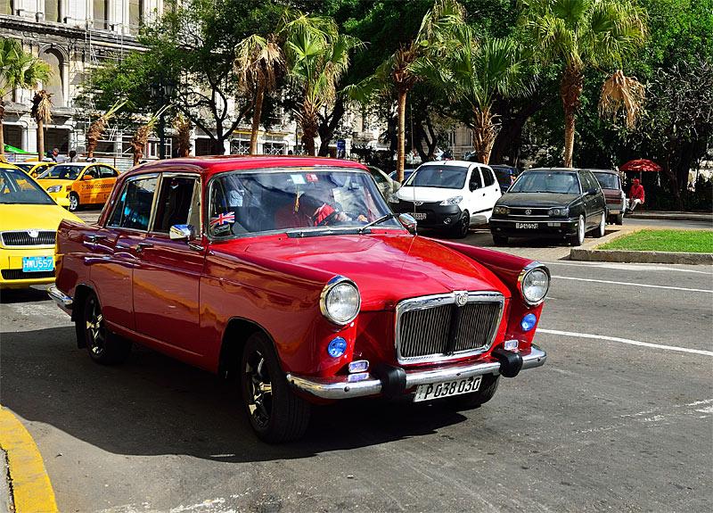 Куба. Ретро автомобили. Cuba. Retro Cars. 170