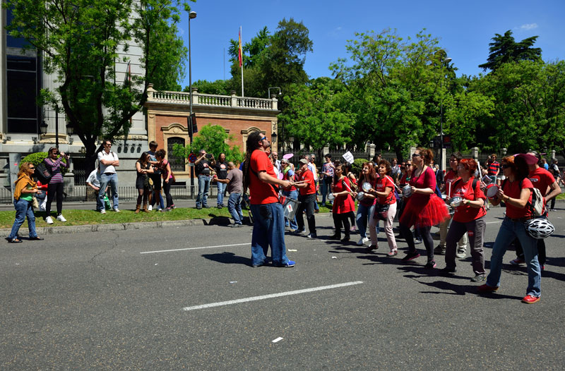 Мадрид. 1 мая 2014. Madrid. 75