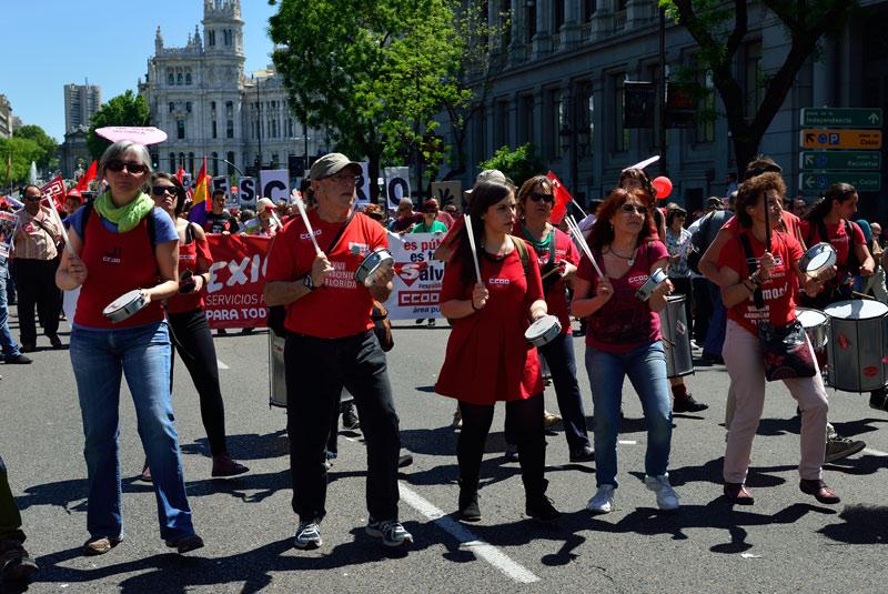 Мадрид. 1 мая 2014. Madrid. 80
