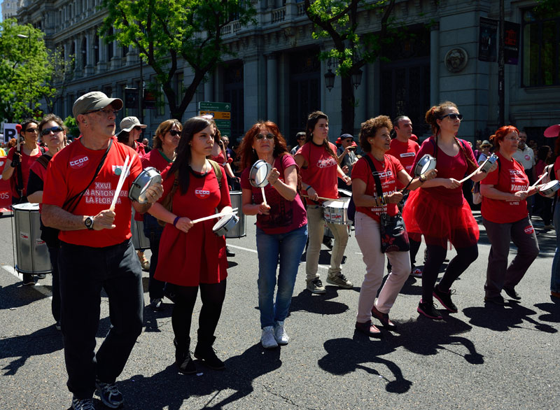 Мадрид. 1 мая 2014. Madrid. 83