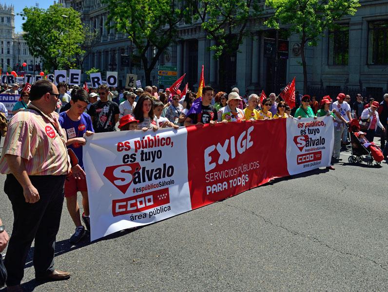 Мадрид. 1 мая 2014. Madrid. 87