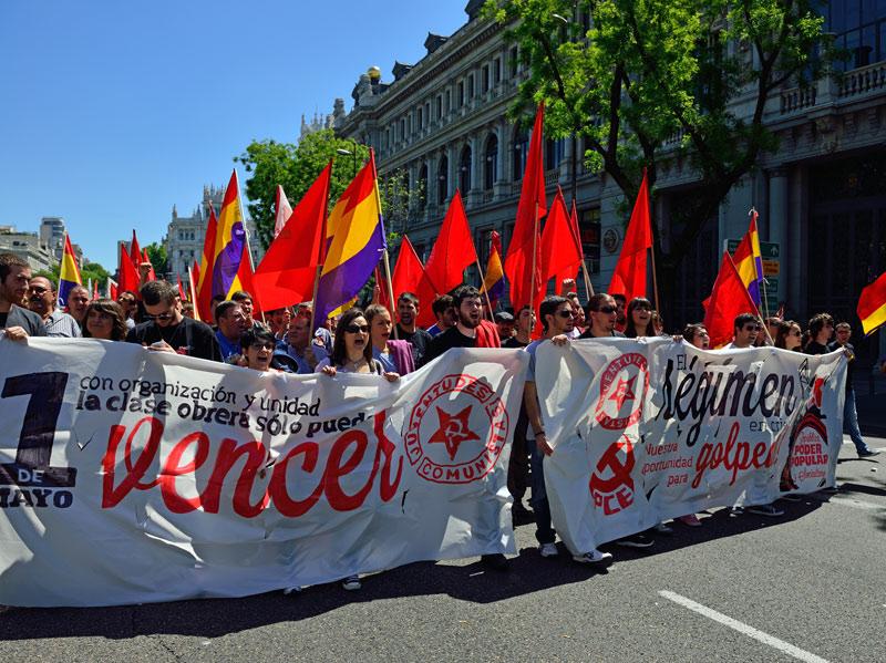 Мадрид. 1 мая 2014. Madrid. 92