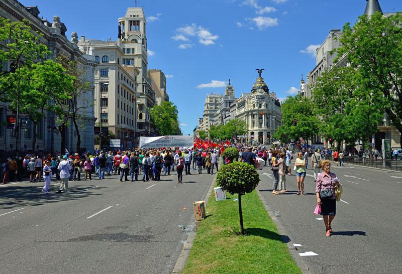 Мадрид. 1 мая 2014. Madrid. 93